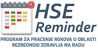 HSE Reminder